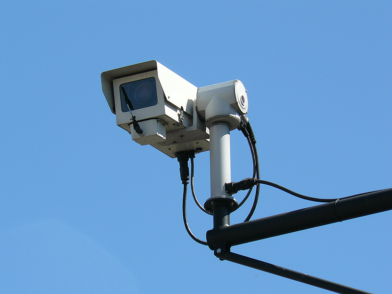 Cctv camera flickr photo sharing - Camera de surveillance factice ...
