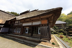 Japanese traditional style farm house / 農家(のうか)