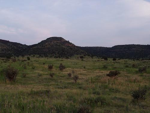 Black Mesa, Oklahoma.