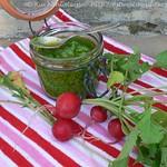 Pesto-Rezepte: ©Pesto vom Radieschengrün