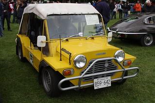 1980 Leyand Mini Moke