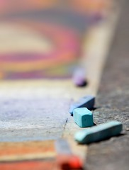 Photograph: Denver Chalk Art Festival 1