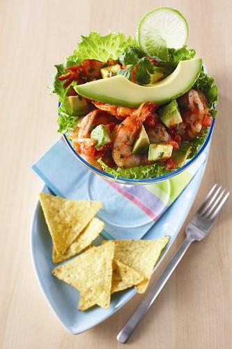 Cozymel Mexican Shrimp Cocktail