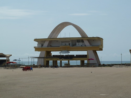 square arch ghana independence accra