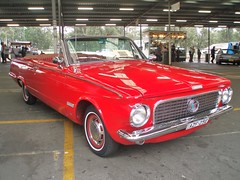 1963 Plymouth Valiant V-200 Signet convertible