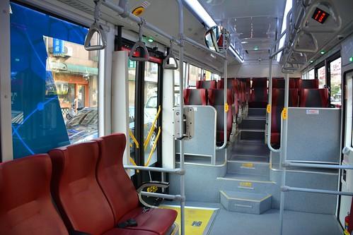 金旅客車電動巴士(中鹿客運)