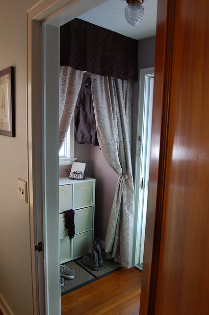 After: Entryway/Coat Closet | Flickr - Photo Sharing!