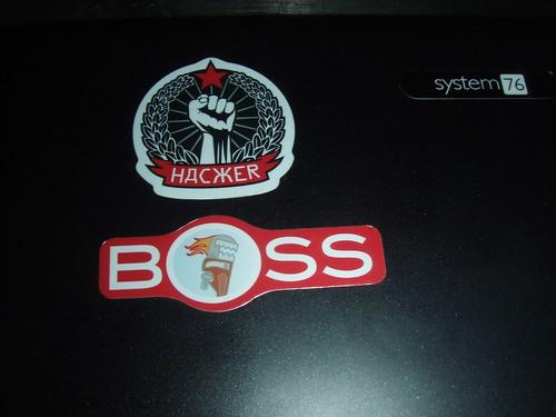 Hacker Boss