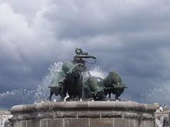 Gefion Springvandet (Gefion Fountain)