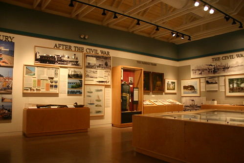 Make sure to stop by the Visitor Center for all the Leesylvania History