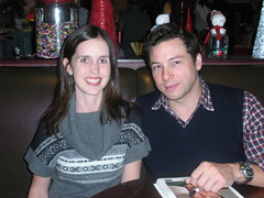 Katy with Rocco Dispirito