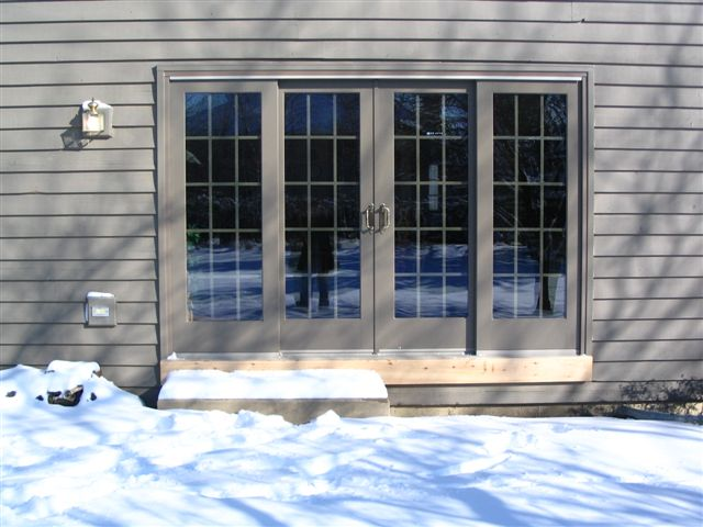 4 Panel Sliding Exterior Door Flickr Photo Sharing