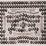 1907 graduating class, University of Illinois College of Medicine