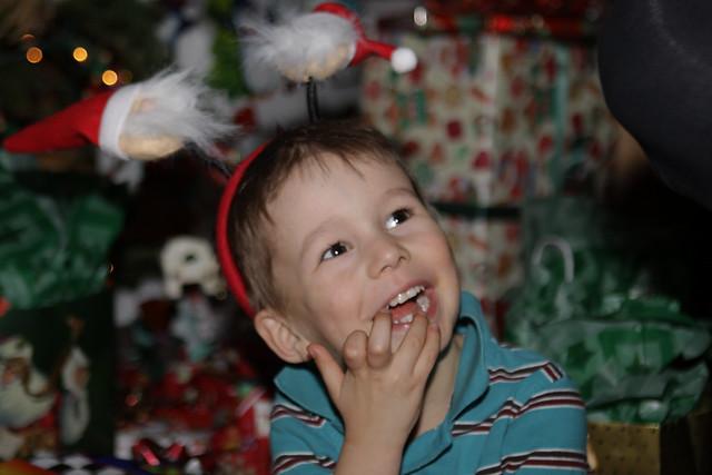 Axel & les cadeaux I