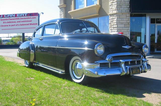 Photo for 1949 chevrolet fleetline 2 door