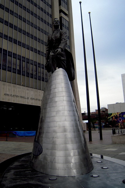 Header of Adam Clayton Powell