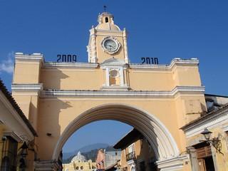 Arco de Santa Catalina Antigua Guatemala 근처 의 이미지. architecture arch guatemala antigua centralamerica arcodesantacatalina