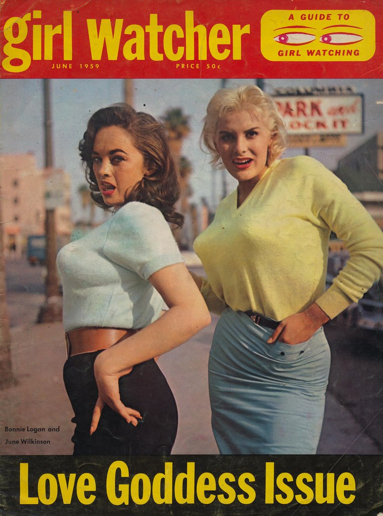Girl Watcher - June 1959