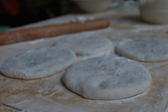 food, dough,