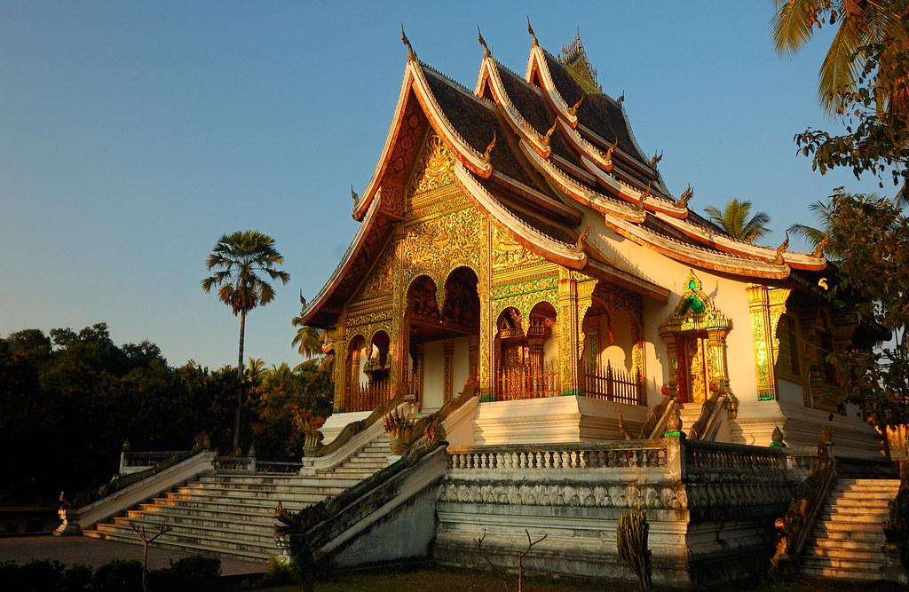 Luang Prabang Temple - 50 de los lugares más bellos de Asia
