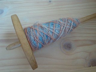 massam on a spindle