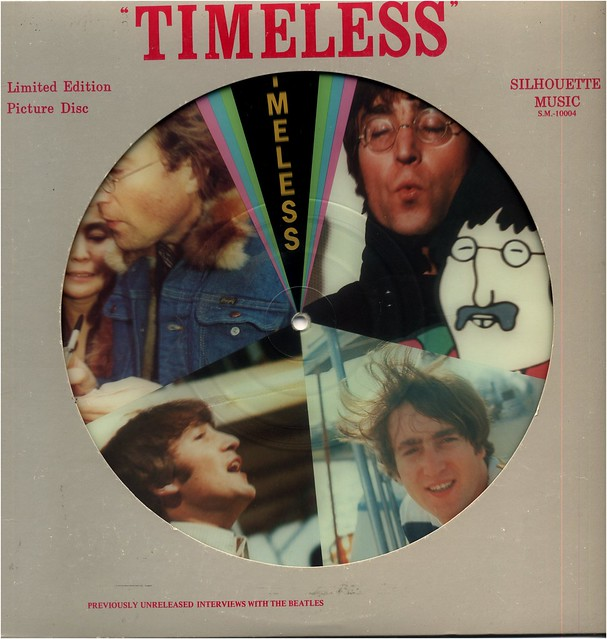 1 - Beatles, The - Pic Disc - Canada - 1981