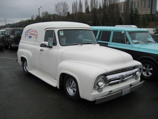 56 For F100 Panel Truck For Sale Autos Post