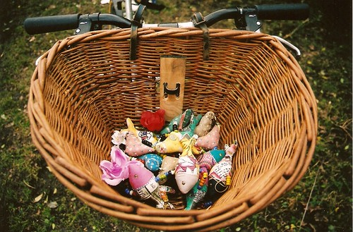My basket full of lovely things