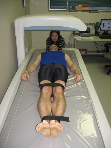 DEXA Scan - Körperfettanteil messen KFA