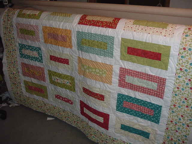 Christmas quilt 001