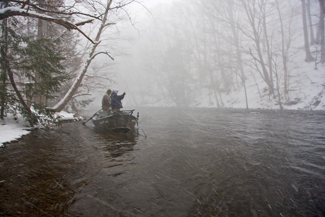 Whiteout Fishing