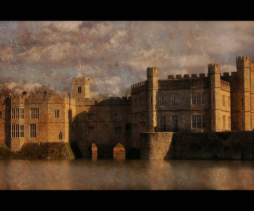 leeds castle-8-textured