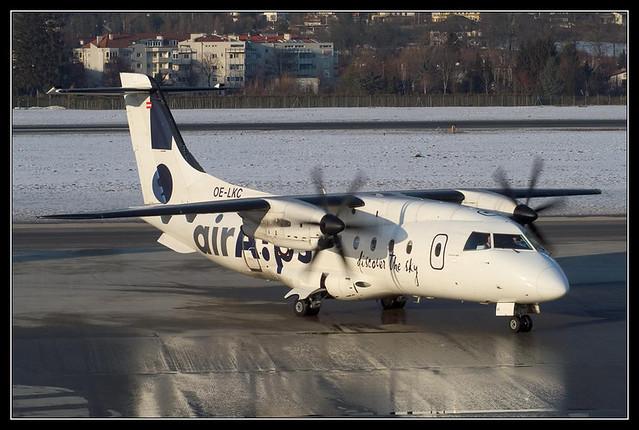 OE-LKC Dornier Do-328 Air Alps
