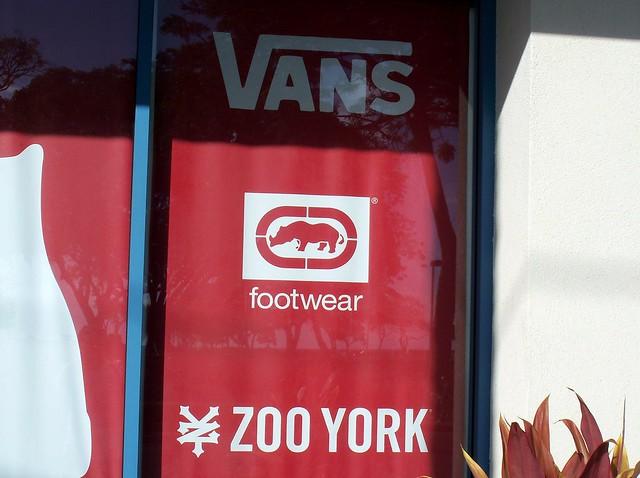 famous footwear  vans