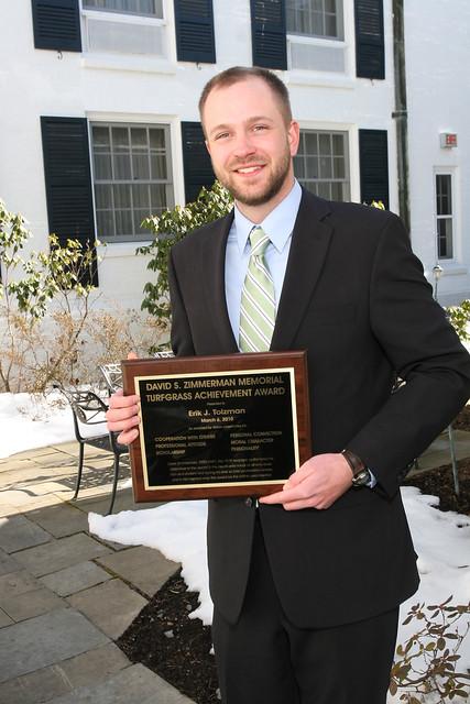2010 Zimmerman Award