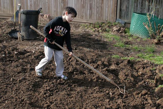 Garden preparation flickr photo sharing - Gardening works in october winter preparations ...