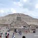 Pyramid of the Sun. Mexico