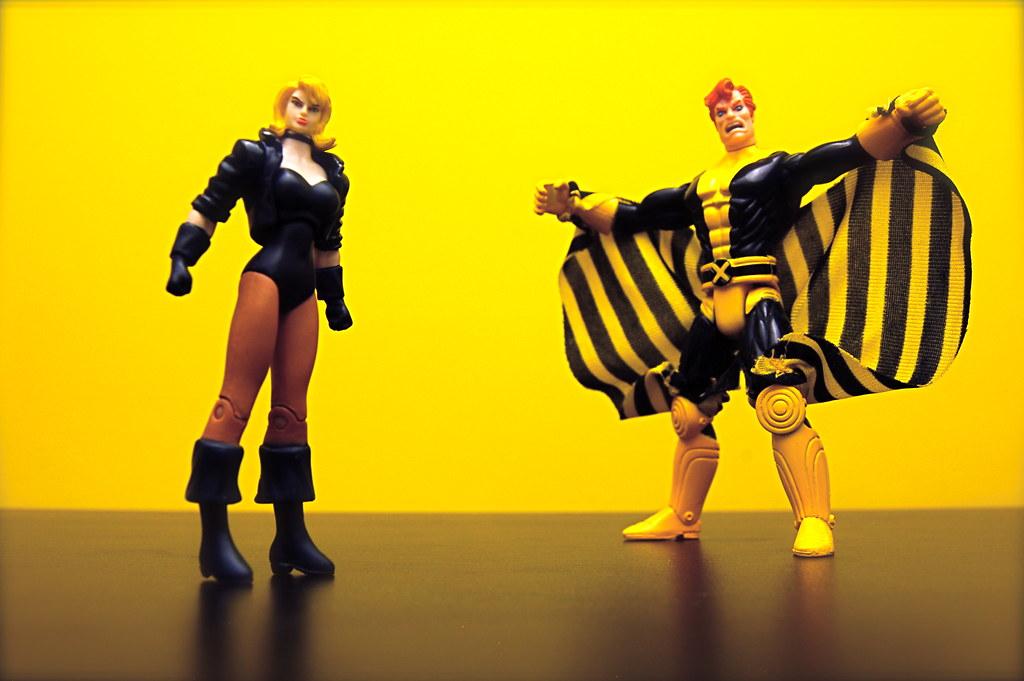 Black Canary vs. Banshee (89/365)