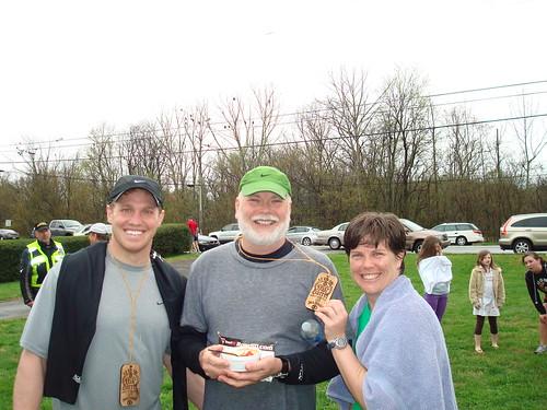 oak barrel half marathon