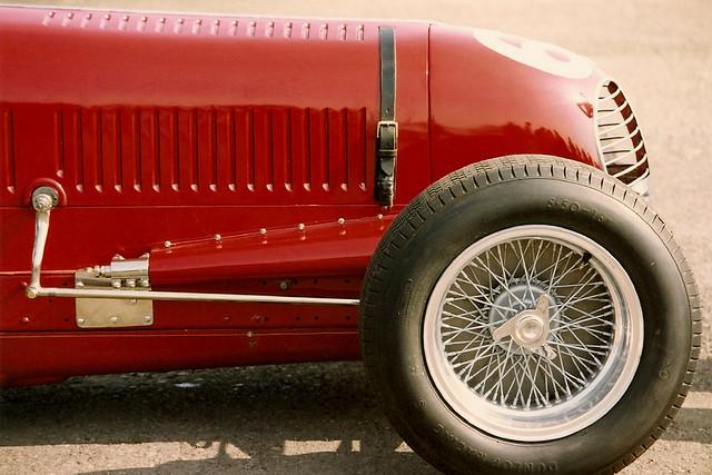 Maserati 6CM 1938