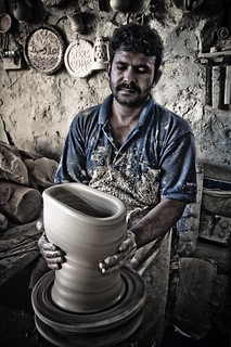 The Pot Maker