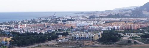 Vera Playa overview