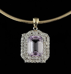 amethyst, jewellery, diamond, gemstone, pendant,