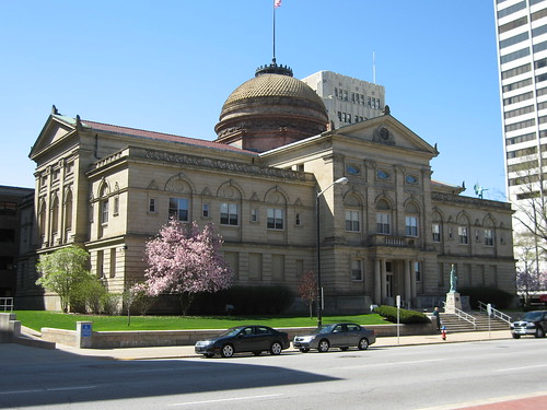 St. Jostph County Courthouse