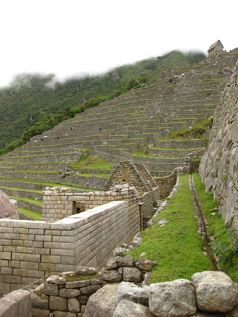 Header of terraced for The definition of terrace