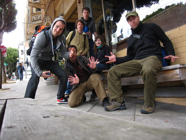 Vancouver (+1 Yank) Gang