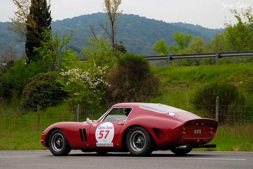 Tour Auto 2010 - Ferrari 250 GTO