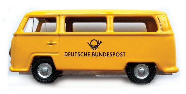 Deutsche Bundespost by Kovap