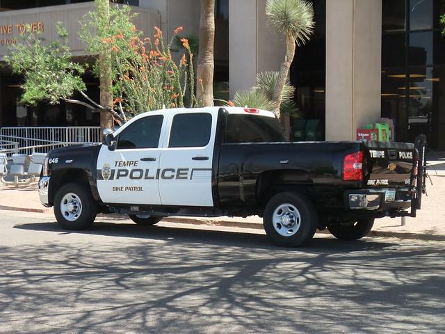 chevy police trucks - photo #12