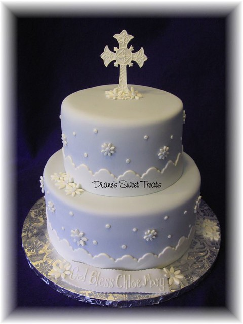 Chloe s First Holy Communion Cake Flickr - Photo Sharing!